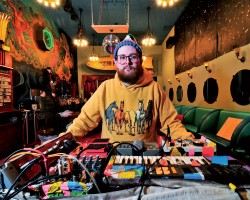 DAN DEACON, SNAKEFOOT, JOEY PIZZA SLICE at ArtsRiot